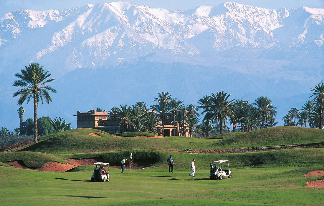 Marruecos. Marrak Amelkis
