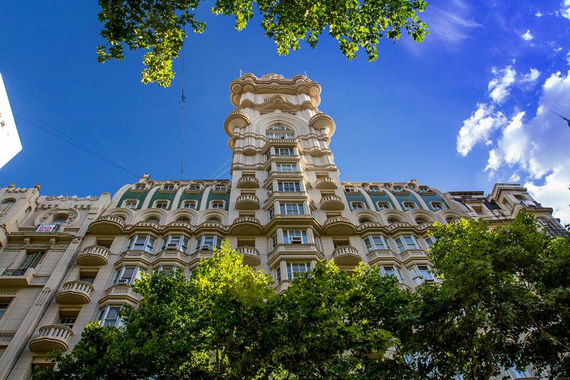 edificios de buenos aires: Palacio Barolo