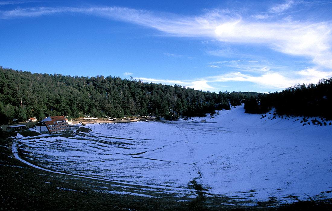 Estación de esquí Mischlifen
