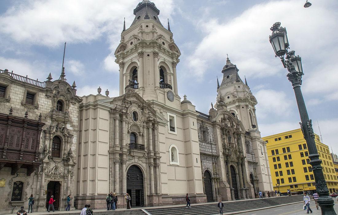 Que ver en Perú. Lima