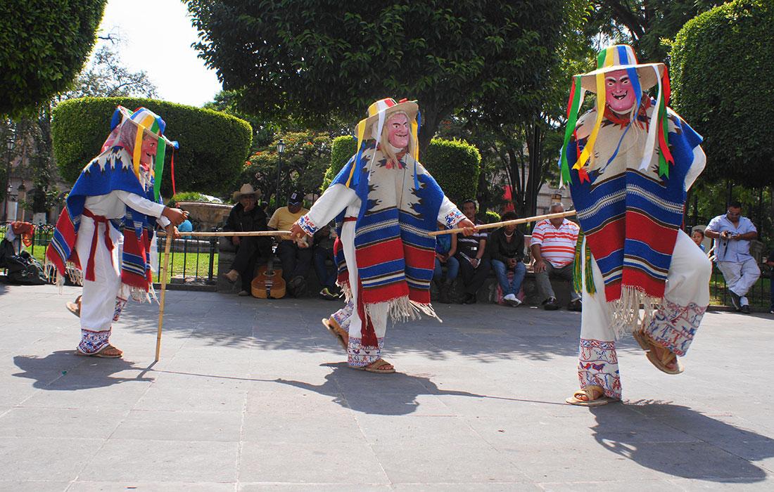 Michoacán, danza