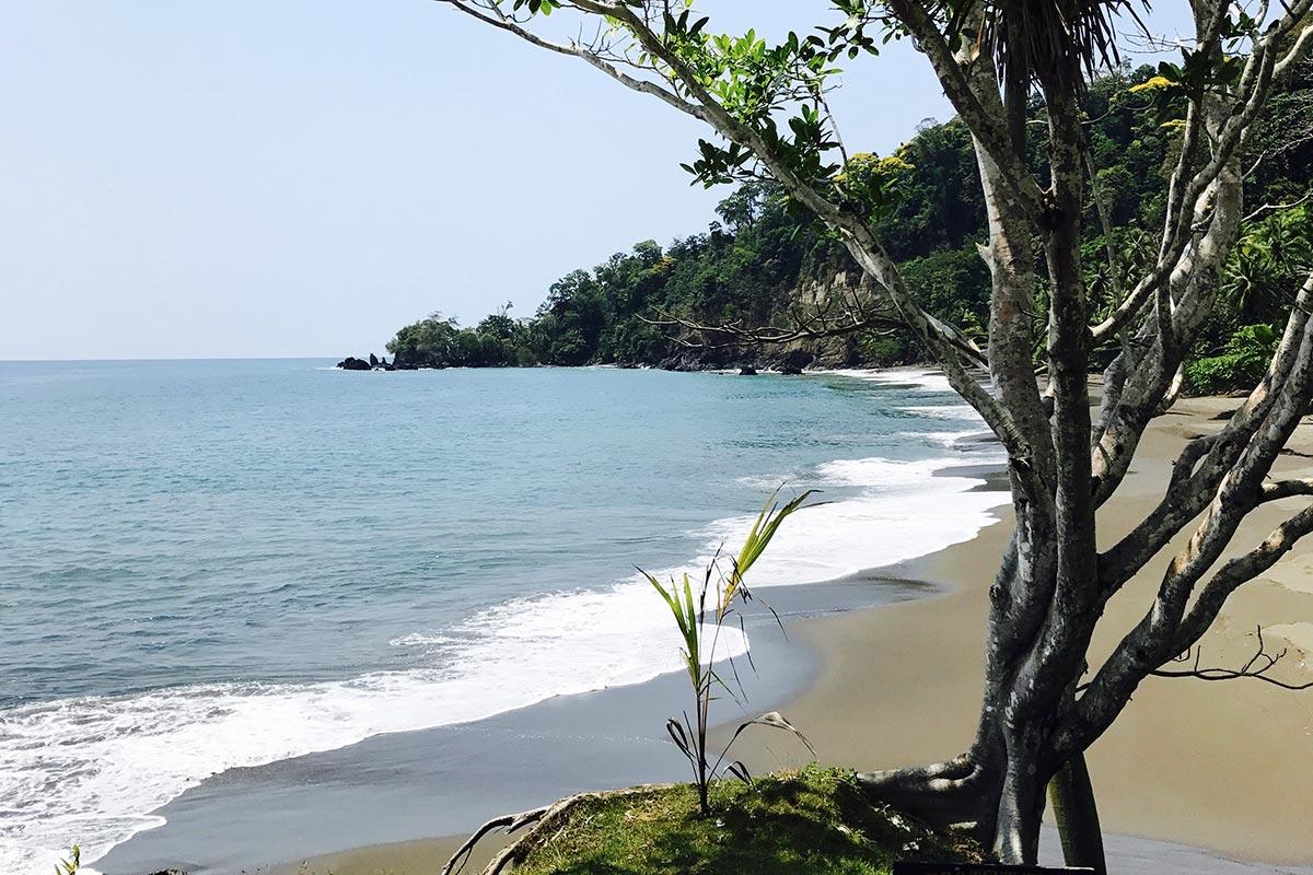 Viajar a Costa Rica. Bahia Drake