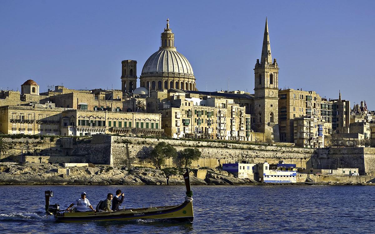 Que ver en Malta. Valletta