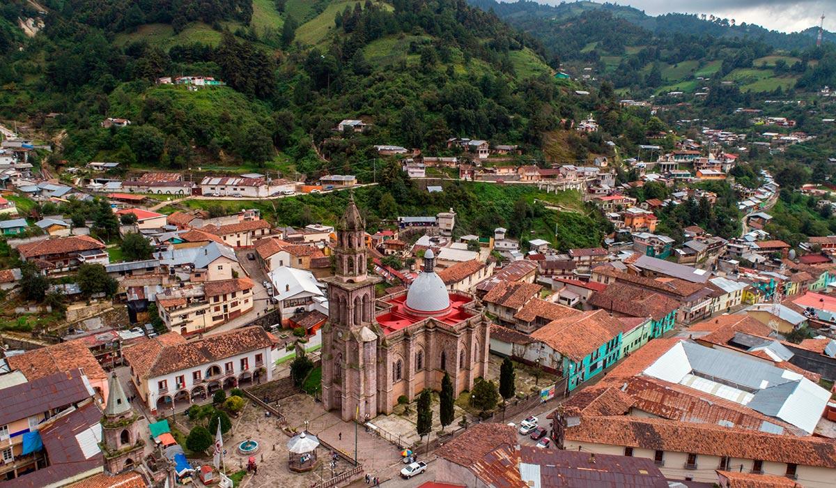 Michoacán, Angangueo