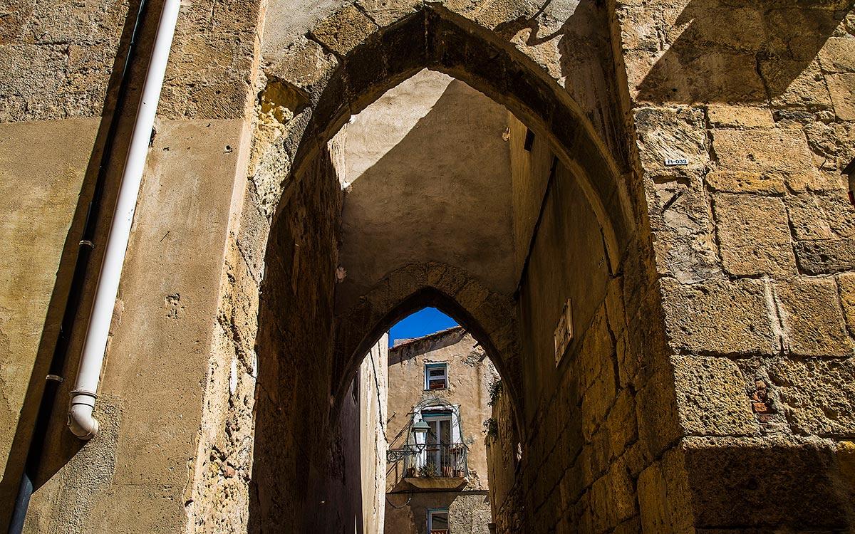 la judería, Tarragona