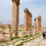 Visitar Jordania. La ciutadela
