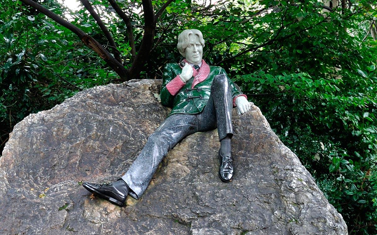 Viajar a Irlanda. Oscar Wilde