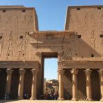 Visitar Egipto. Templo de Edfu