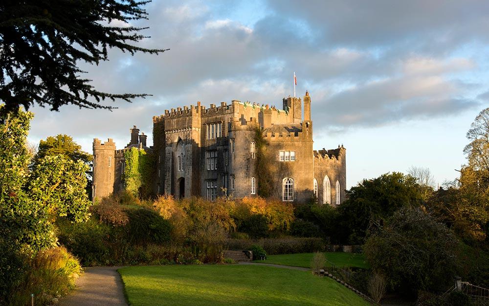 Castillos en Irlanda. Castillo de Birr