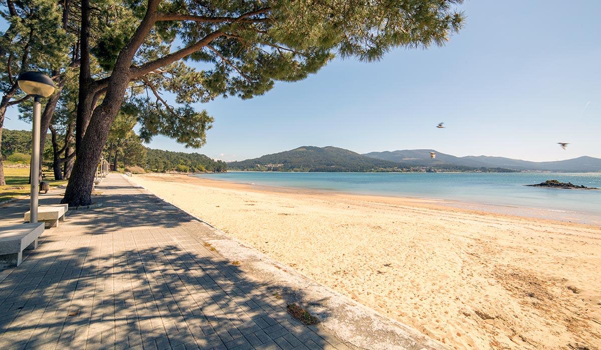 Playa de Broña