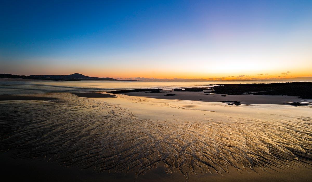 playa del Río Sieira