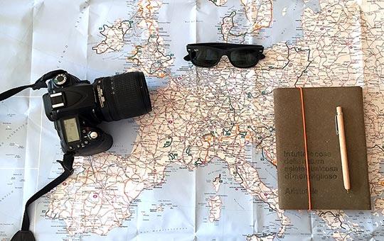 Relatos de viajes Magellan