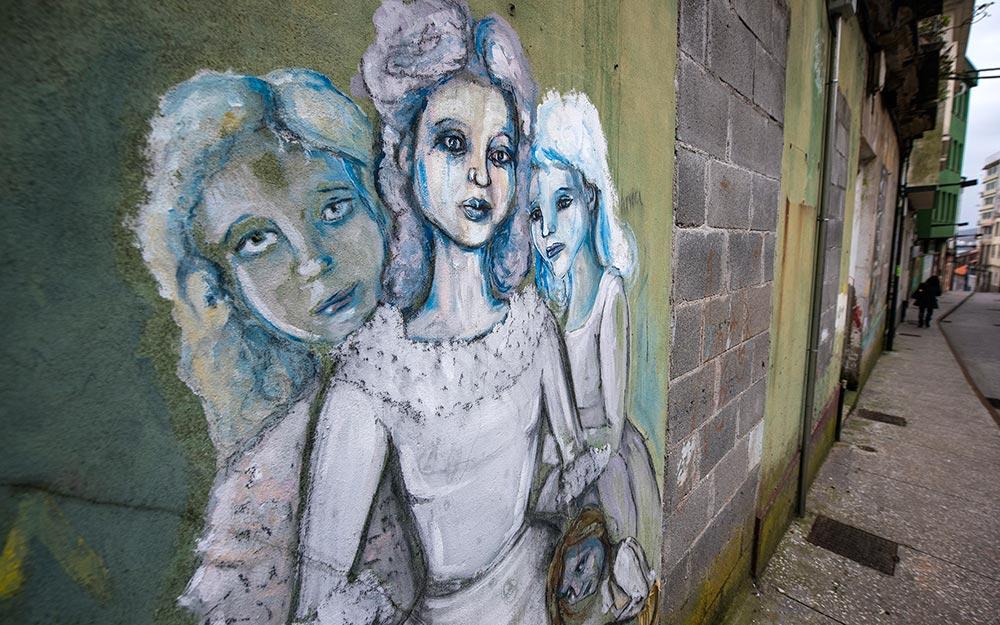 Las Meninas de Canido Ferrol
