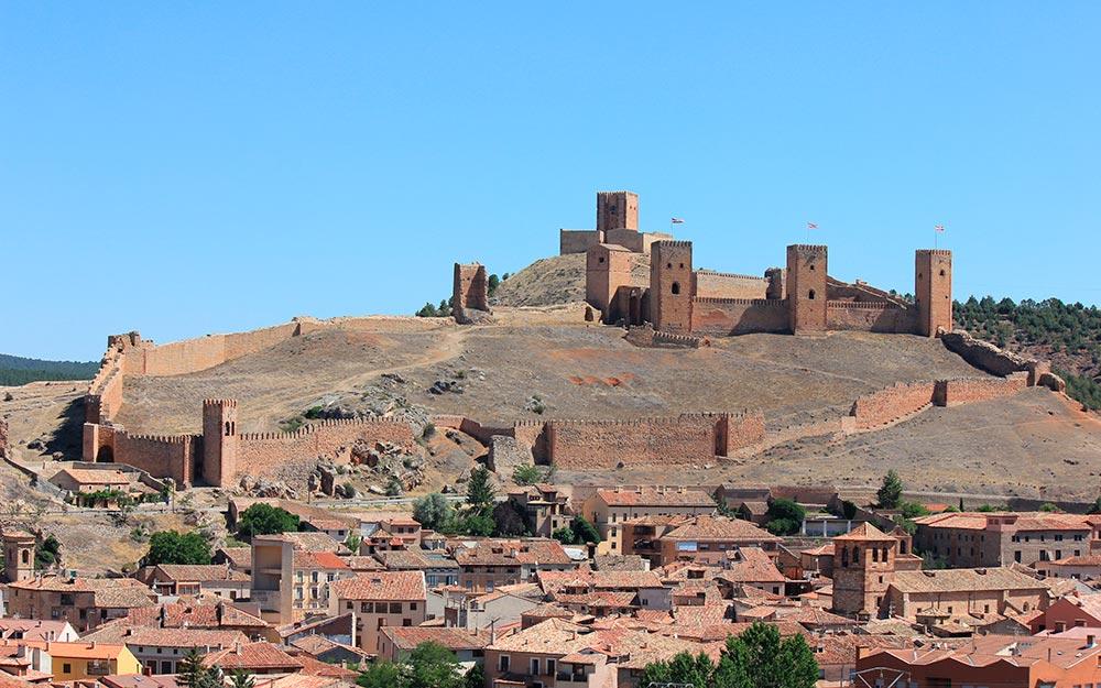 Camino de Cid. Molina de Aragón, Guadalajara