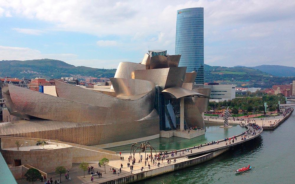 ruta por Bilbao. Museo Guggenheim