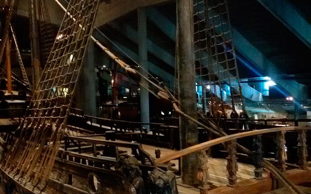 El museo del Vasa