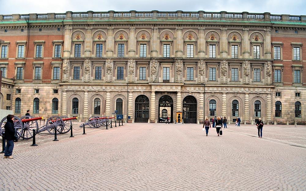 Viaje a Estocolmo. Palacio Real