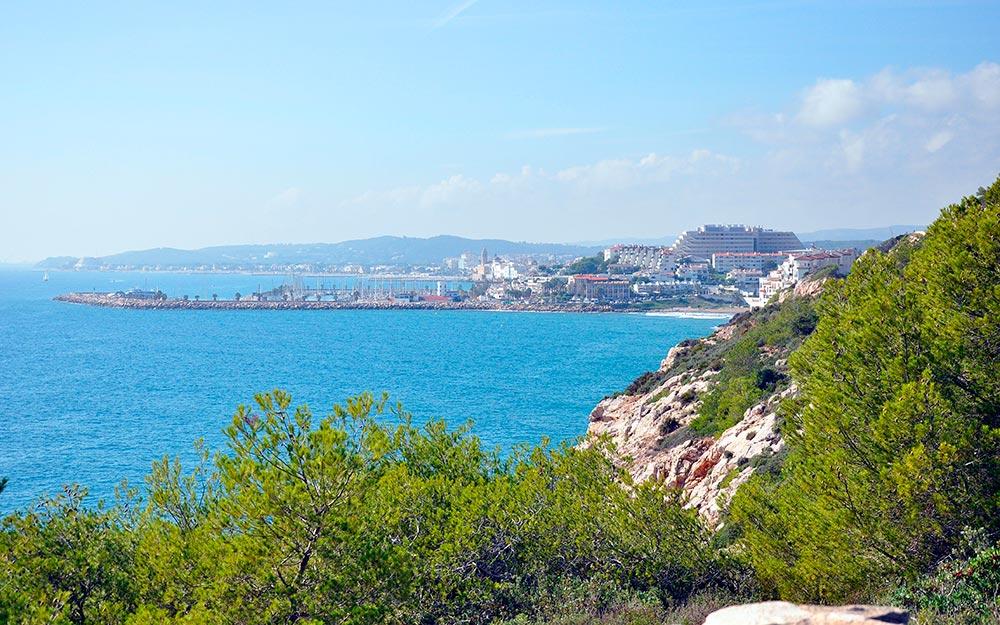 Fin de semana en Sitges. Costa del Garraf