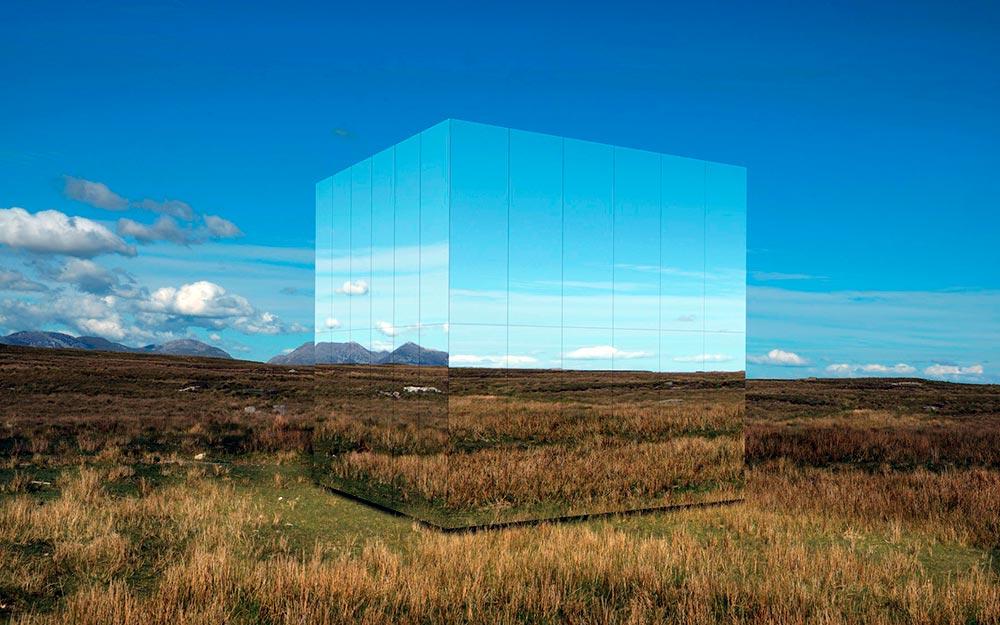 Galway 2020. Mirror Pavilion