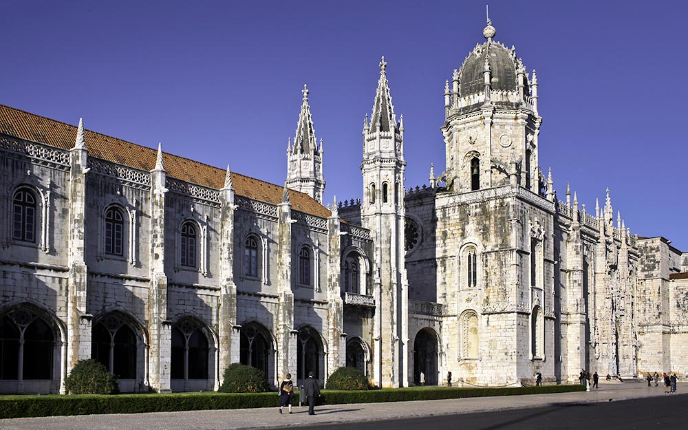 visitar Lisboa. Monasterio de los Jerónimos