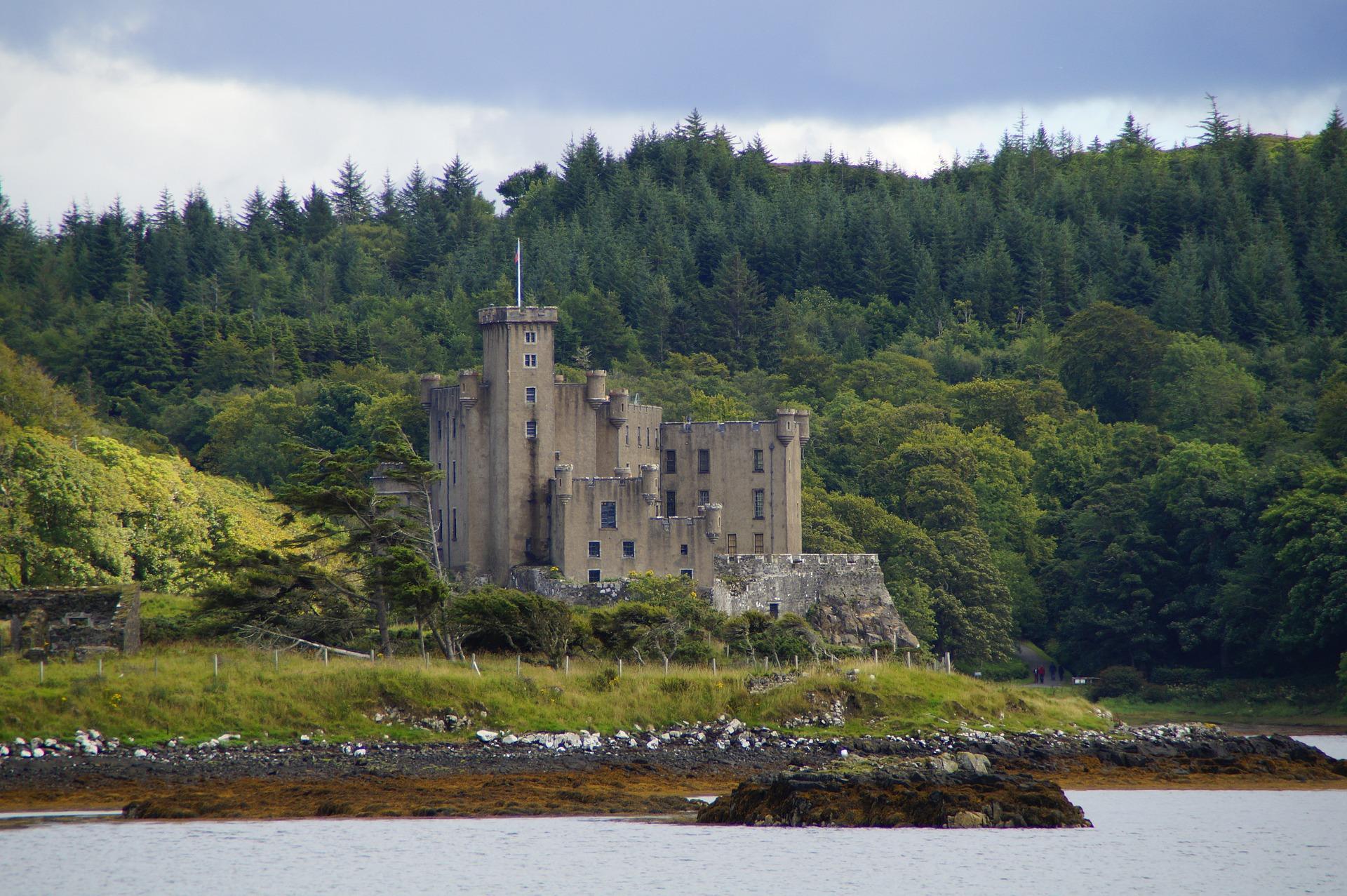 Isla de Skye. Dunvegan Castle