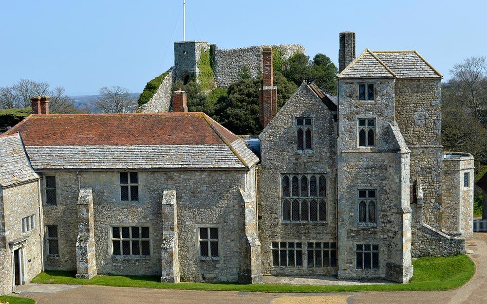 Isla de Wight. Castillo de Carisbrooke