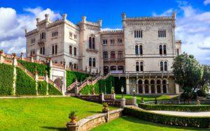 Castillo de Miramare (Italia)