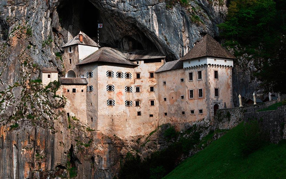 Castillo de Predjama (Eslovenia)