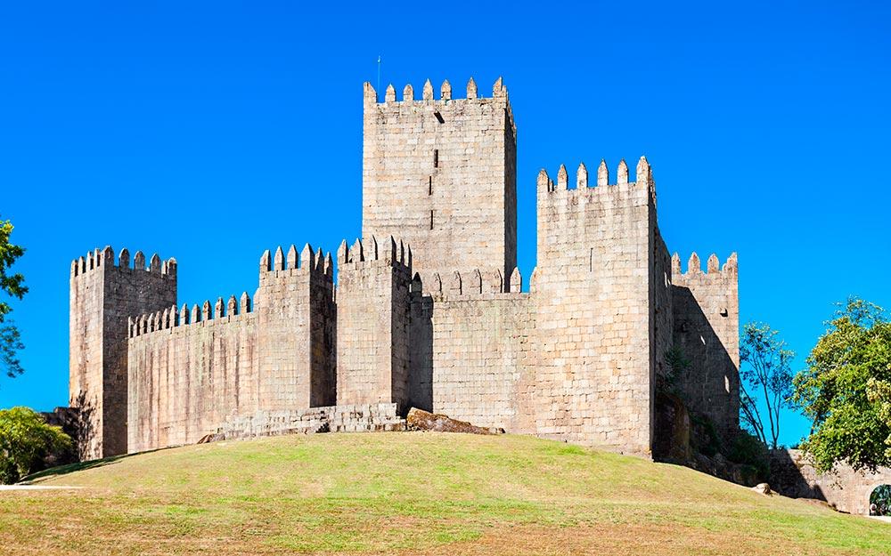Castillo de Guimarães (Portugal)