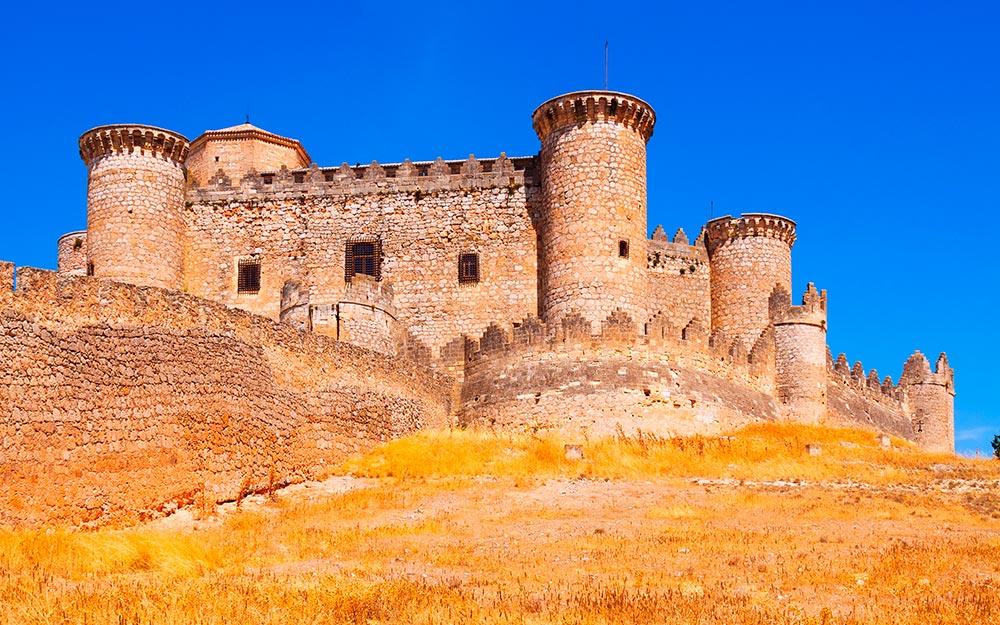 Castillo de Belmonte (España)
