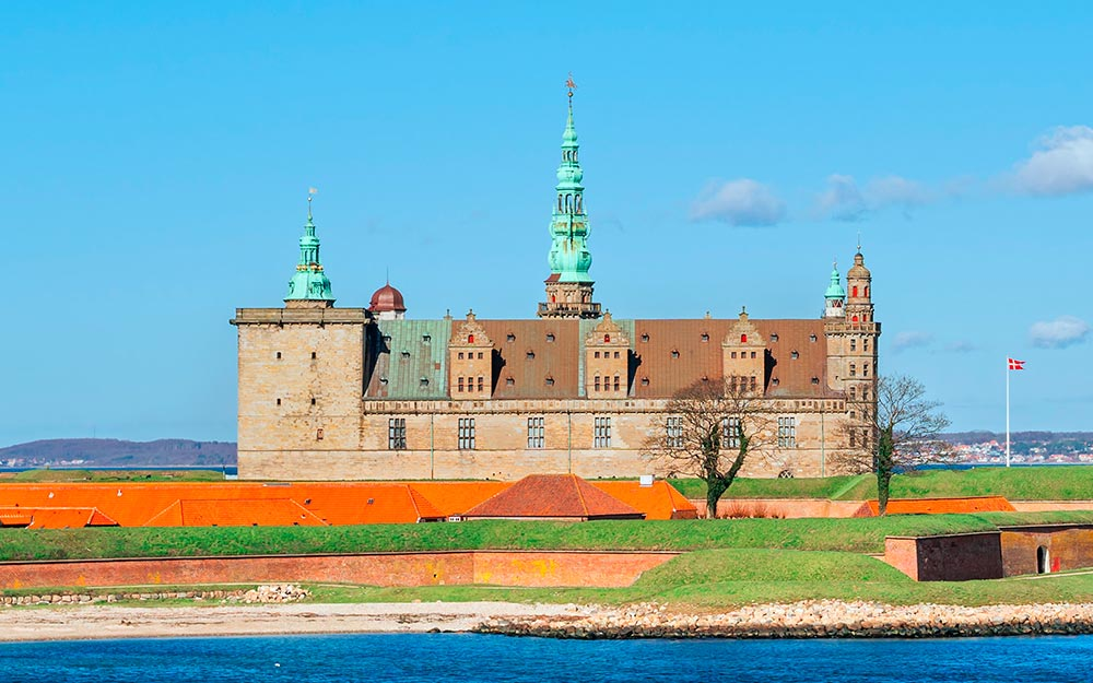 Castillo de Kronborg (Dinamarca)