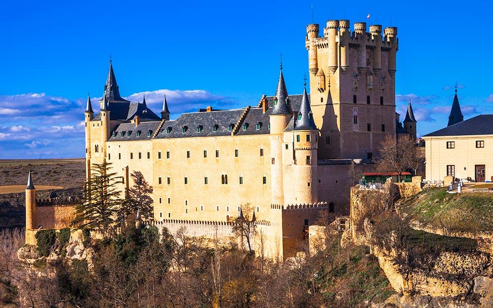 Alcázar de Segovia (España)