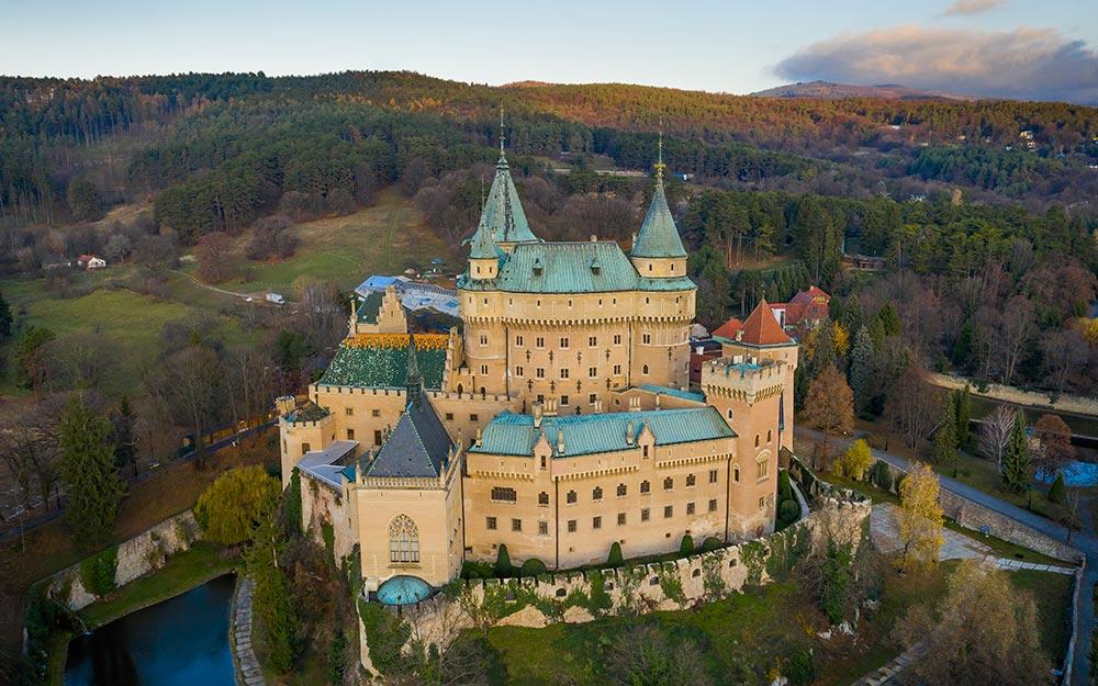 Castillo de Bojnice (Eslovaquia)