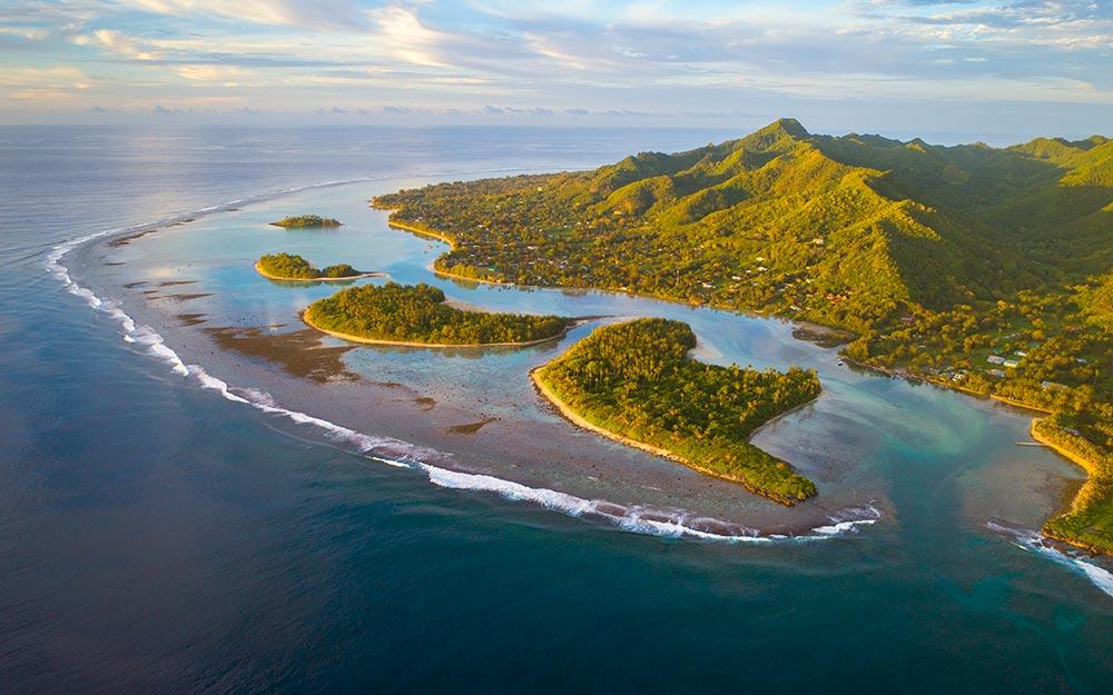 Juegos Olímpicos Islas Cook