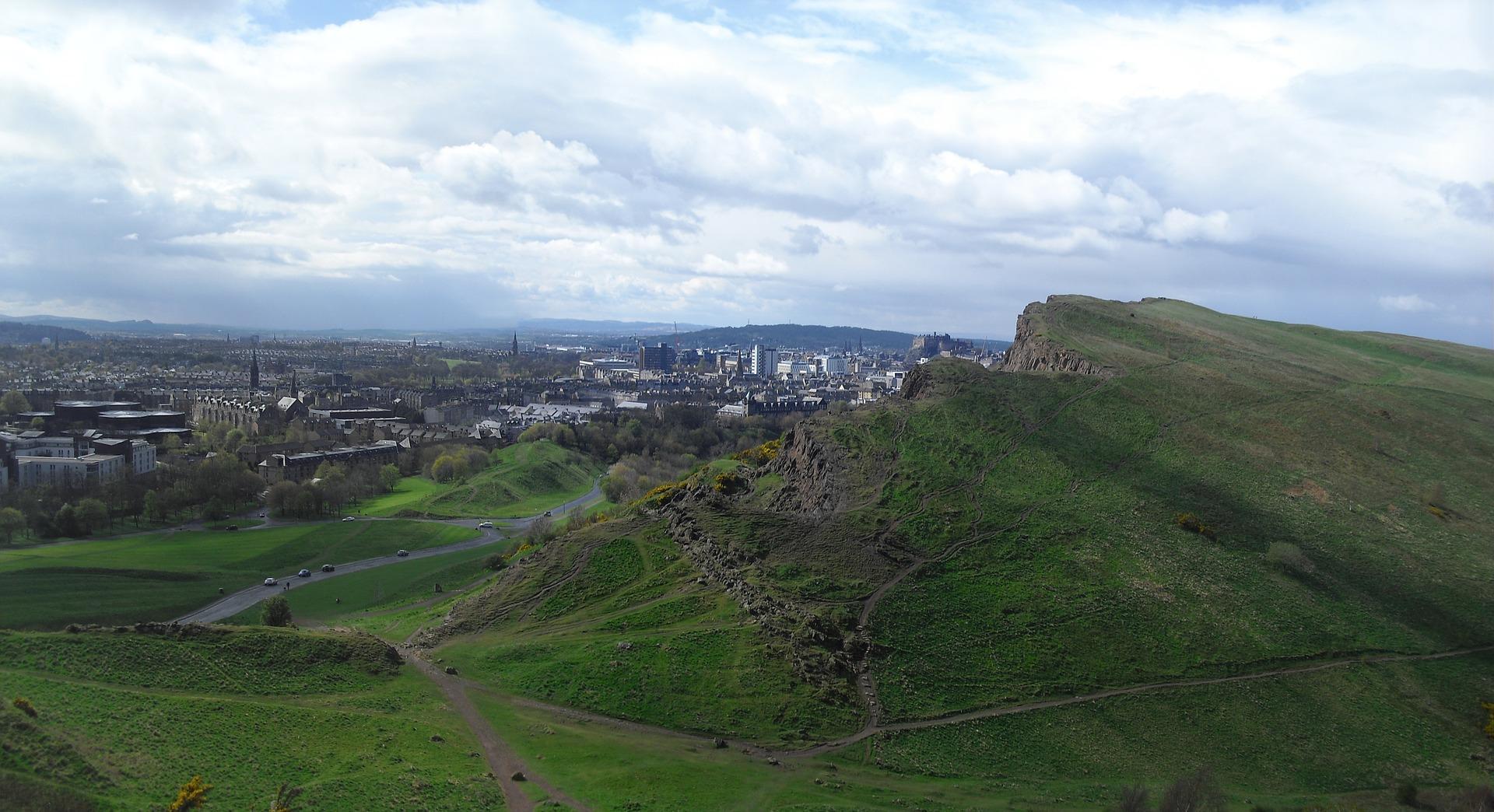 Ver Edimburgo. Arthur's Seat