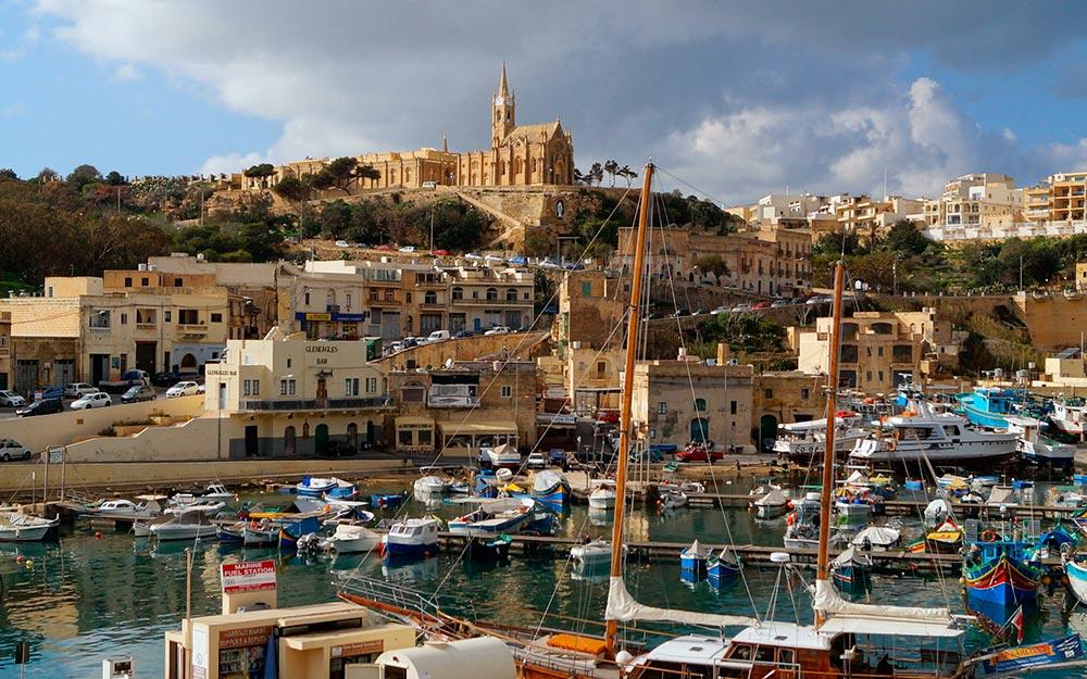 visitar Malta
