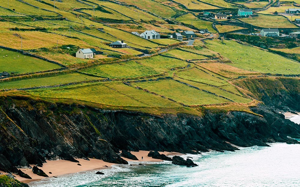 descubrir Irlanda