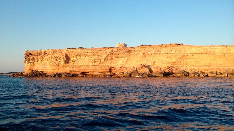 recorrido por Formentera