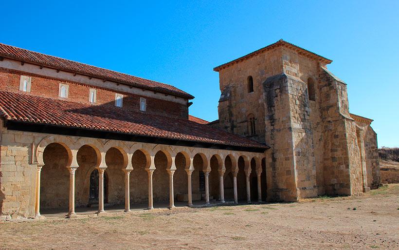 monasterios de León